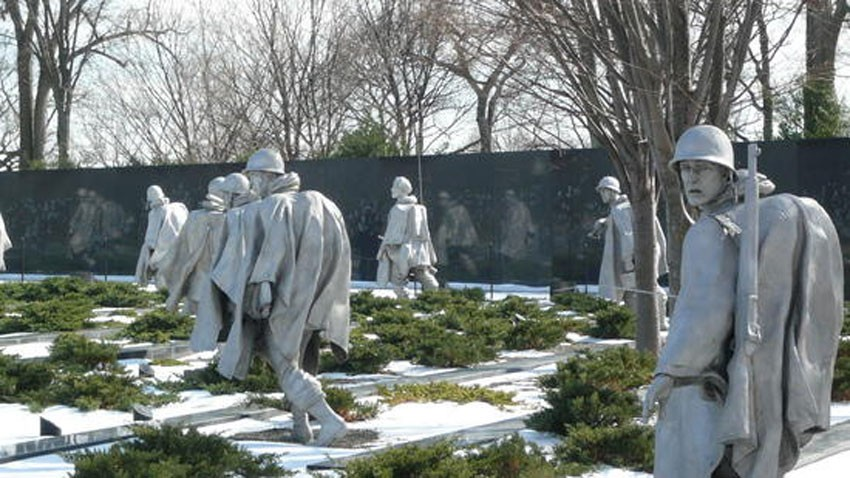 Korean War Veterans Memorial Quality Private Tours Of Washington Dc